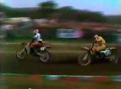Steve Wise Motocross Win at Unadilla 250 World Championship GP