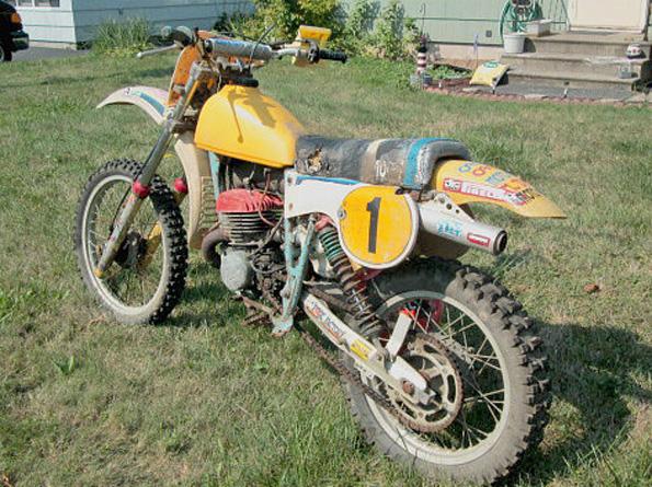 1978 Suzuki RM250