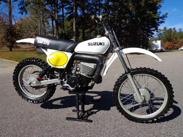 1976 Suzuki RM370