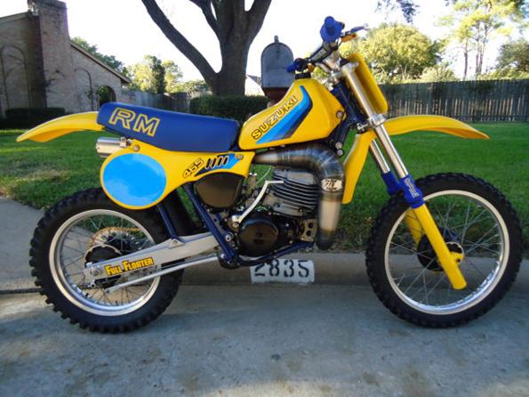 1981-1982-Suzuki-RM465-1983-Suzuki-RM500-PFR-Performance-Exhaust-Silencer