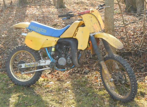 1987 Suzuki RM125 - PA