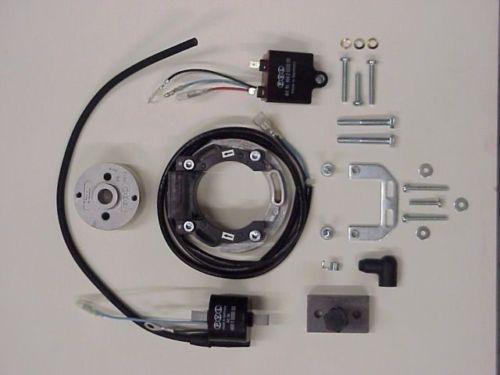 Racing Ignition System Suzuki 1981-1982 RM465 1983-1985 RM500