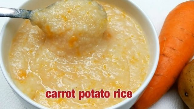 Read more about the article Carrot Rice Soup: Soft Diet Foods For Children