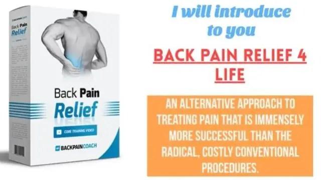 My Back-Pain Coach Relief Procedure