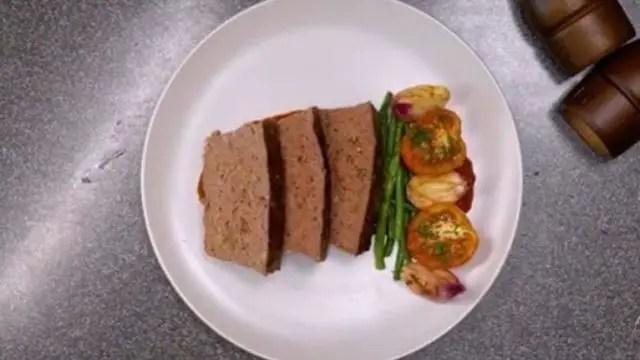 (1) Golden Corral Meatloaf Recipe