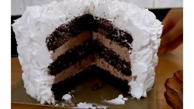 Vanilla Costco Mousse Cake Filling Recipe