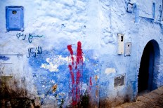 Chefchaouen * Almost red
