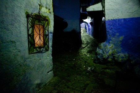 Chefchaouen * The window