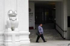 SINGAPORE - Raffles Place