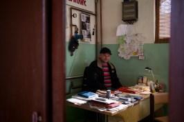 Serbia / Varvarin / the owner