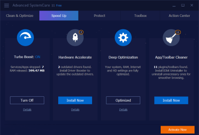 Advanced SystemCare Pro 12.5.0.354 Crack & Key 2019 [Updated]