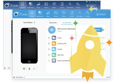 iTools 4.3.8.8 Activation Key