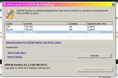 DVDFab Passkey Lite 9.4.0.2 Crack Patch With Keygen Free Download