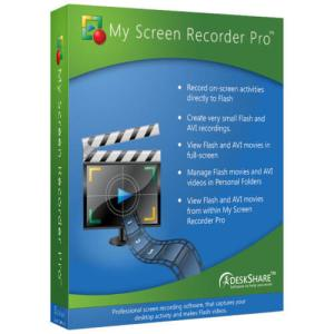 My Screen Recorder Pro 5.18 Crack And Serial Key Full Version