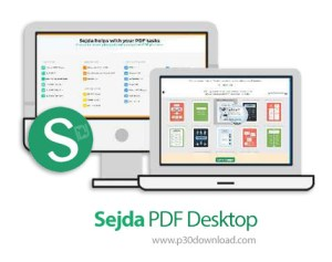 Sejda PDF Desktop 6.0.3 Crack With License Key Full Download