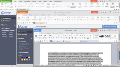 WPS Office 2016 11.2.0.8641 Crack With Product Key Free Edition