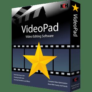 VideoPad Video Editor 7.25 Crack Full Registration Code [Win/Win]