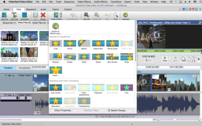 VideoPad Video Editor Pro 8.95 Crack With Serial Code Download 2021