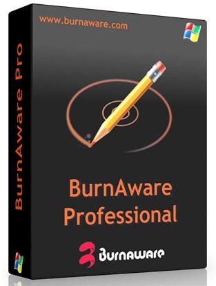 BurnAware Professional 13.5 Crack + Serial Key Full Version {2020}