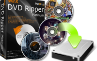 WinX DVD Ripper Platinum 8.20.4.2245 Crack + License Code 2021
