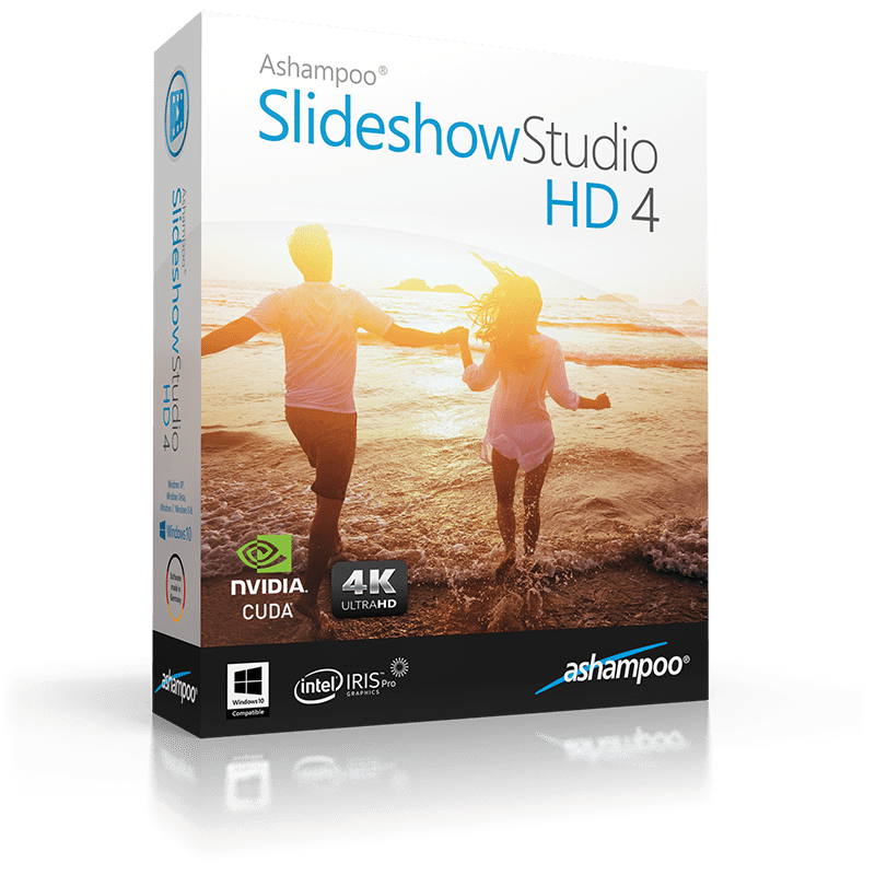 Ashampoo Slideshow Studio HD 4.0.9.3 Crack With Key 2020