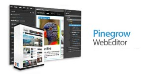 Pinegrow Web Editor 5.5 Crack Full Version Free Download