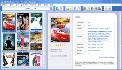 All My Movies 8.9 Build 1465 Crack + Activation Keygen Free Download