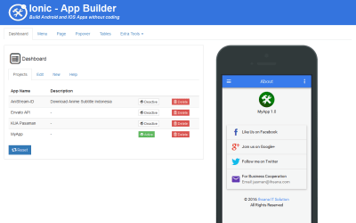 App Builder 2019.12 Crack Patch + Keygen Free Download