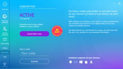 F-Secure Freedome VPN 2.34.6377.0 Crack + Key Free Download 2020