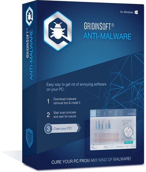 GridinSoft Anti-Malware 4.1.38 Crack Plus License Key 2020 Get Free