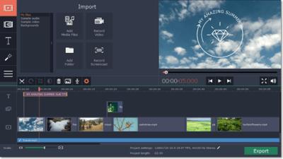 Movavi Video Editor 15.4.0 Crack + Activation Key Full 2019