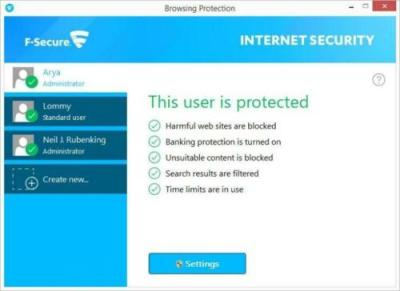 F-Secure Internet Security 2020 17.8 Crack Key + Serial Number