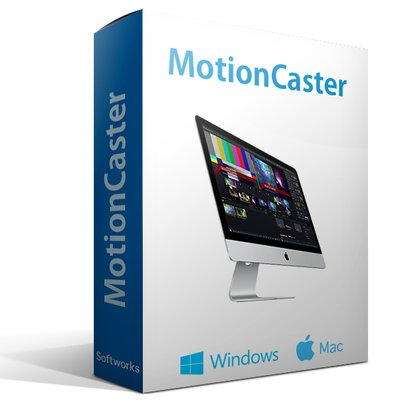 MotionCaster 3.0.0.10640 Crack With Serial Key 2020 Mac/Win