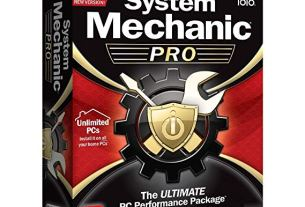 System Mechanic Pro 20.5.1.109 Crack + Keygen Latest Version 2020