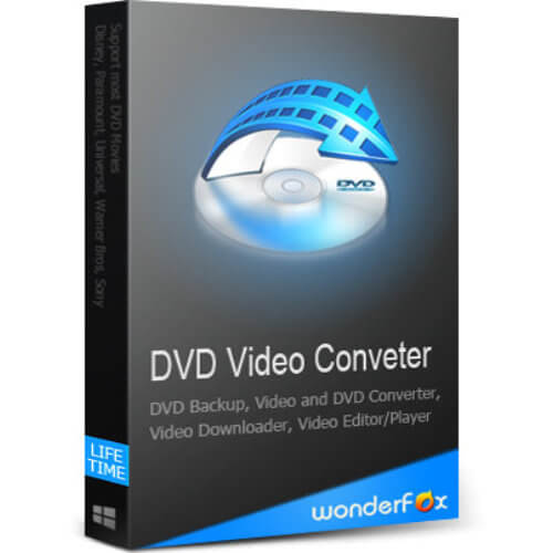 WonderFox DVD Video Converter 17.3 Crack With Keygen Free [Updated]