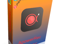 ApowerREC 1.3.7.10 Crack With Product Key [Latest] Free Download