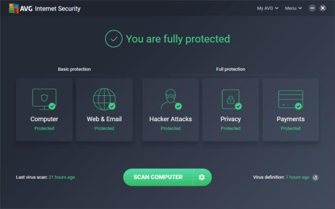 AVG Internet Security 19.8.4793 Crack + License Key Full Version