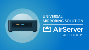 AirServer 5.6.3 Crack With Activation Code 2020 [Mac+Win]