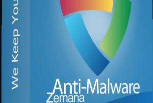 Zemana AntiMalware Premium 3.2.11 Crack With Serial Key 2020