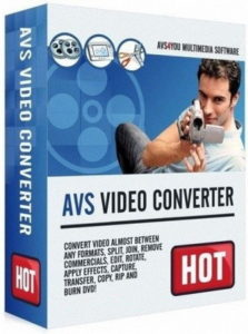 AVS Video Converter 12.0.2 Crack with Activation Key Free Download