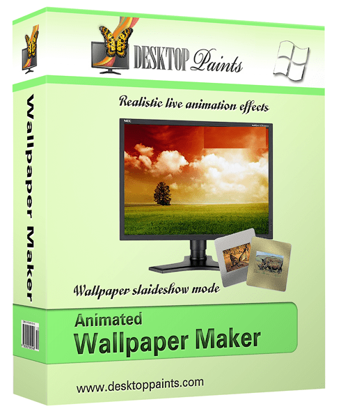 Animated Wallpaper Maker 4.4.30 Crack + Serial Key Full Version 2020
