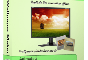 Animated Wallpaper Maker 4.4.30 Crack + Serial Key Full Version 2020