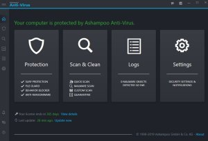 Ashampoo Anti-Virus 2020 Crack With Key Free Download