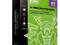 Dr.Web Security Space 12.0.1.7110 Crack with Key Full [Latest]
