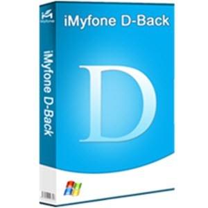 iMyFone D-Back 7.5.0.0 Crack + Serial Key Full Version 2020