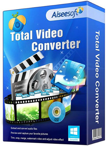 Aiseesoft Total Video Converter 9.2.52 Ultimate Crack + Registration Code