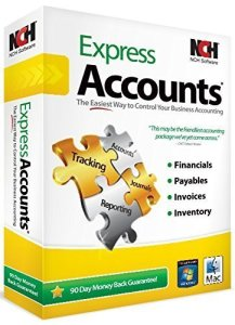 Express Accounts Accounting Software 8.30 Crack + Key Latest Version