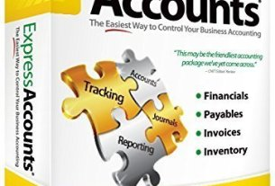 Express Accounts Accounting Software 8.10 Crack + Key Latest Version