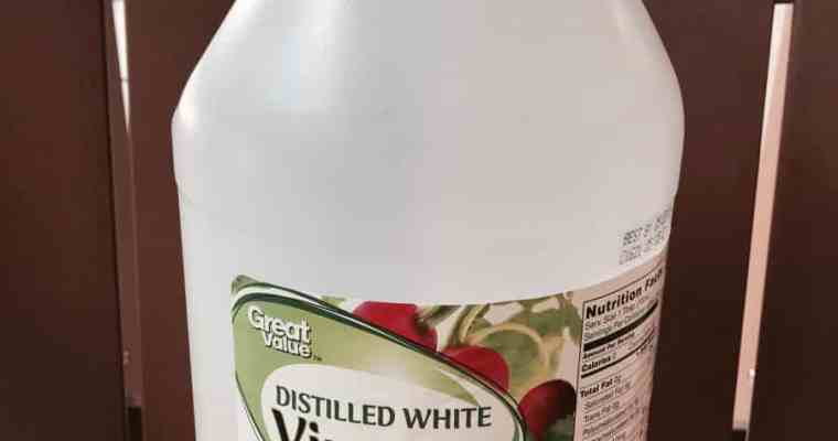 5 Ways to Use Vinegar for Non Toxic Cleaning