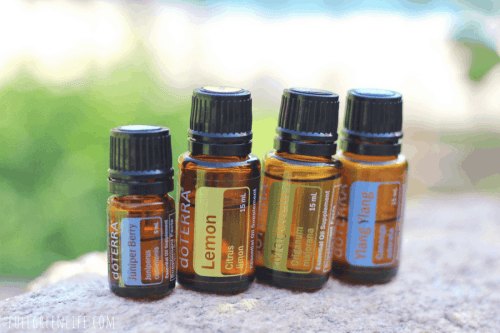 Alone with my thoughts diffuser blend